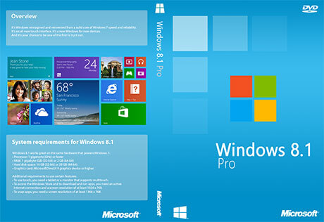 Download windows 8. 1 disc image (iso file).