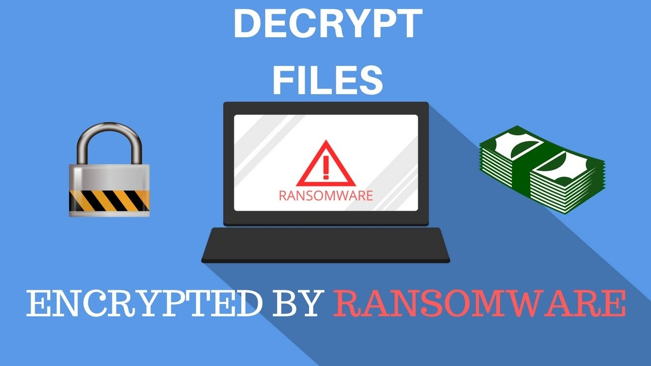 free ransomware removal tool