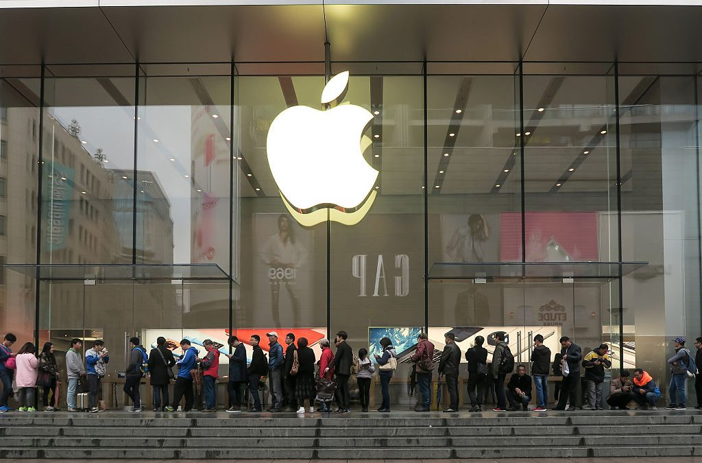 Apple Reopens All Stores In China