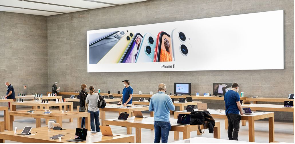 Apple Details Its Plan To Safely Reopen More Than 25 US Locations Next Week