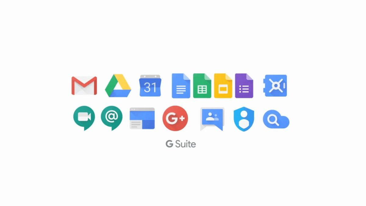 Google: Update Your G Suite Mobile And Desktop Apps Before August 12, 2020, To Ensure They Continue Working