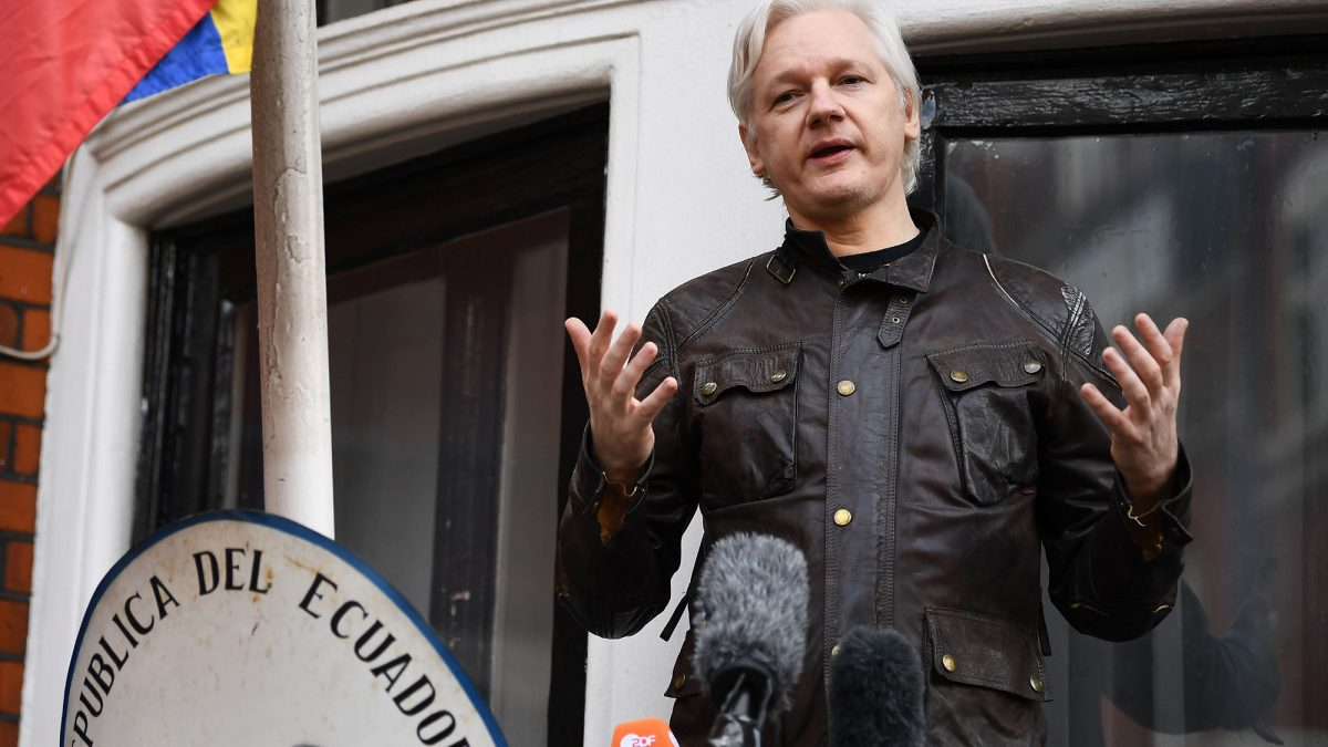 WikiLeaks Founder Charged With Conspiring With Anonymous And LulzSec Hackers