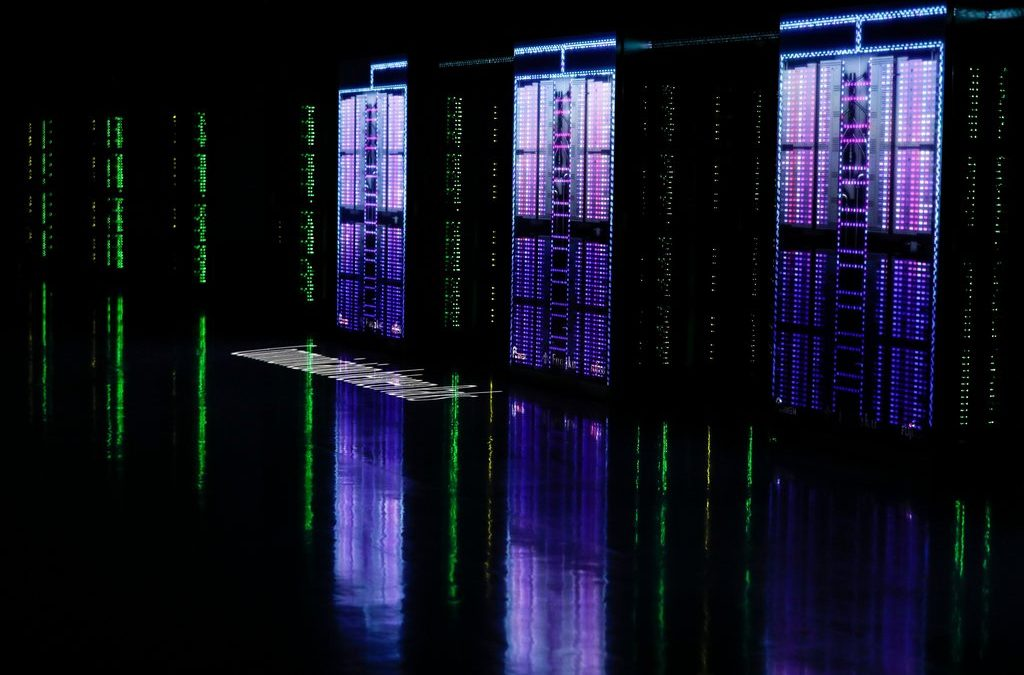 Japanese Supercomputer Is Now The Fastest In The World